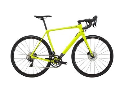 Cannondale Synapse Carbon D/A Nuclear Yellow