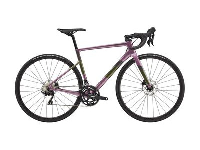 Cannondale S6 EVO Carbon Disc 105 Fem