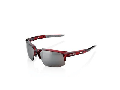100% Speedcoupe - Cherry Palace - HiPER Silver Mirror Lens