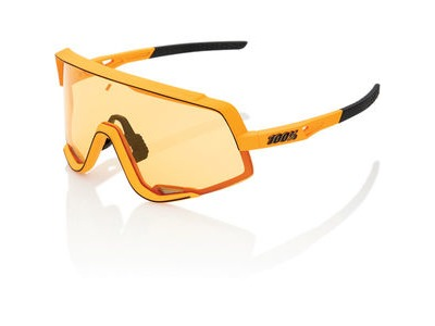 100% Glendale - Soft Tact Mustard - Yellow Lens