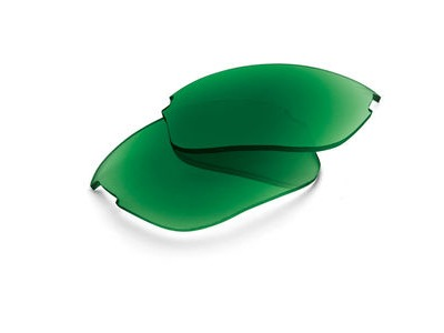 100% Sportcoupe Replacement Lens - Green Mirror