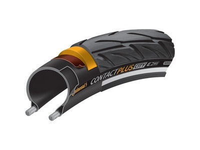 "Continental CONTACT Plus City Reflex 27.5 x 2.20"" black"