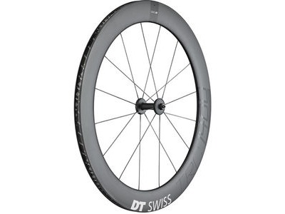 DT Swiss TRC 1400 DICUT track, full carbon clincher 65mm, front