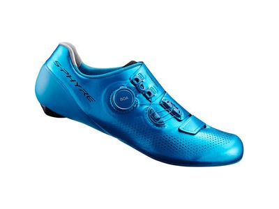 SHIMANO S-PHYRE RC9 (RC901) TRACK SPD-SL Shoes, Blue