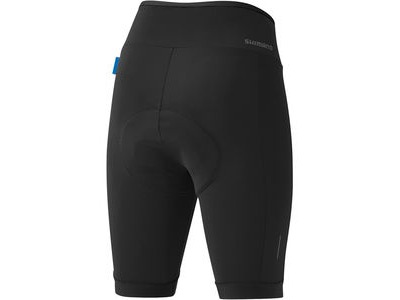 SHIMANO Women's, Shimano Shorts, Black click to zoom image