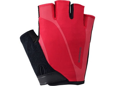 SHIMANO Unisex, Classic Gloves, Red