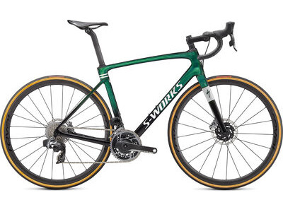 Specialized S-Works Roubaix SRAM Red eTAP AXS