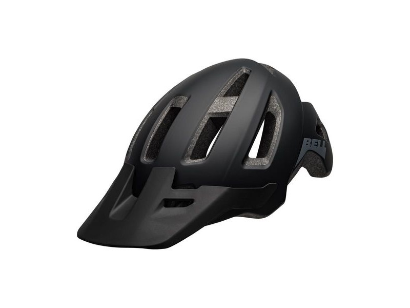 Bell Nomad Jr Youth Helmet Matte Black/Grey Unisize 52-57cm click to zoom image