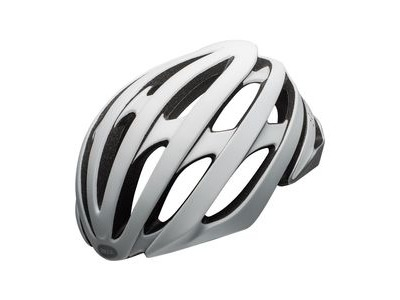 Bell Stratus Mips Road Helmet Matte/Gloss White/Silver