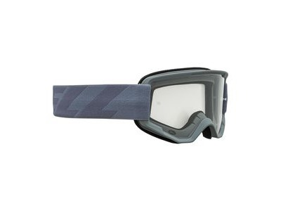 Bell Descender MTB Goggles (Clear Lens) 2020: Outbreak Matte Grey/Dark Grey Adult