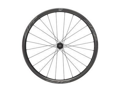 Zipp 202 NSW Carbon Clincher Tubeless Disc Brake Center Locking 700c Cognition Front 24 Spokes Convertible-quick Release, 12mm & 15mm Through Axle Impress Graphics A1 Impress 700c