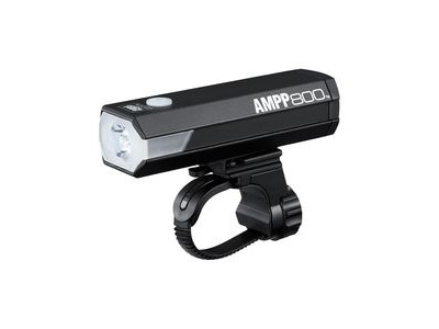 Cateye Ampp 800 Front Light: Black