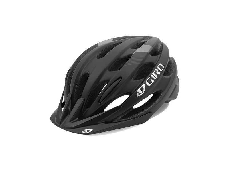 Giro Revel Helmet Matt Black/Charcoal Unisize 54-61cm click to zoom image