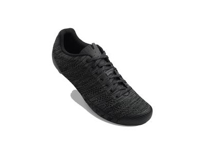 Giro Empire E70 Knit Road Cycling Shoes Black/Charcoal Heather