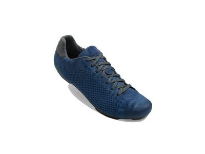 Giro Republic R Knit Road Cycling Shoes Midnight/Blue Heather
