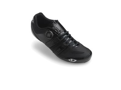 Giro Sentrie Techlace Road Cycling Shoes Black