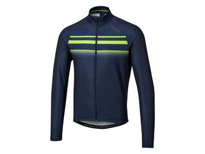 Altura Airstream Long Sleeve Jersey Navy/Yellow