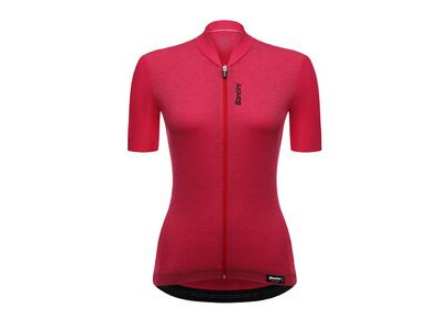 Santini 365 Scia Womens SS Jersey Red