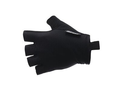 Santini 365 Brisk Short Finger Glove Black