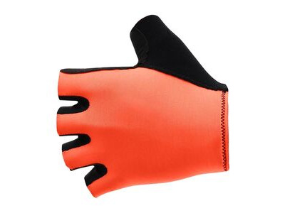 Santini 365 Classe Short Finger Glove Orange