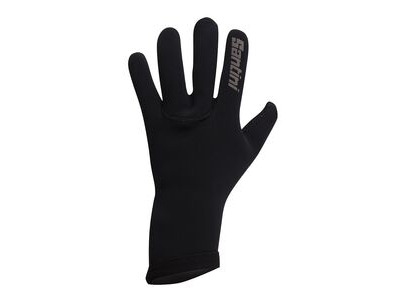 Santini 365 Neo Blast Long Finger Glove Black