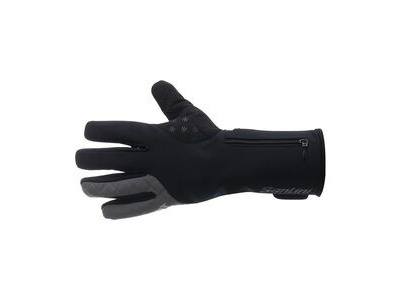 Santini 365 Win Fiord Long Finger Glove Black