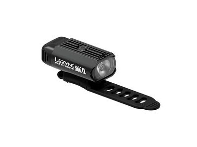 Lezyne LED - Hecto Drive 500XL - Black