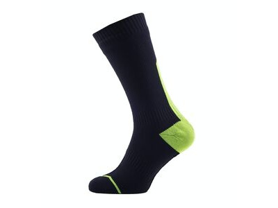 SealSkinz Road Thin Mid Sock With Hydrostop
