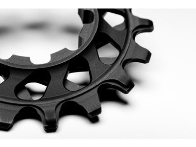 Absolute Black Single Speed Cog click to zoom image