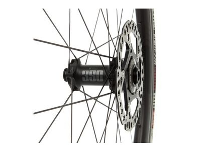 Fast Forward Wheels F4D 45mm Full Carbon Tubular DT350 Disc Campagnolo 11sp